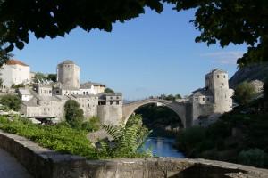 Kroatien, Bosnien und Herzegowina