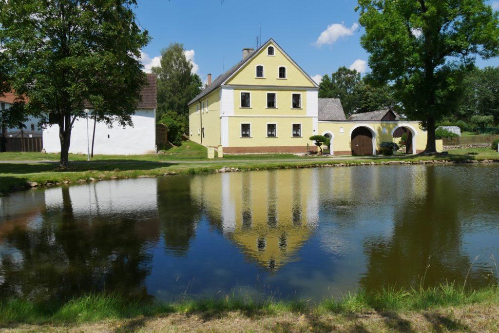 Böhmen Juli 2020